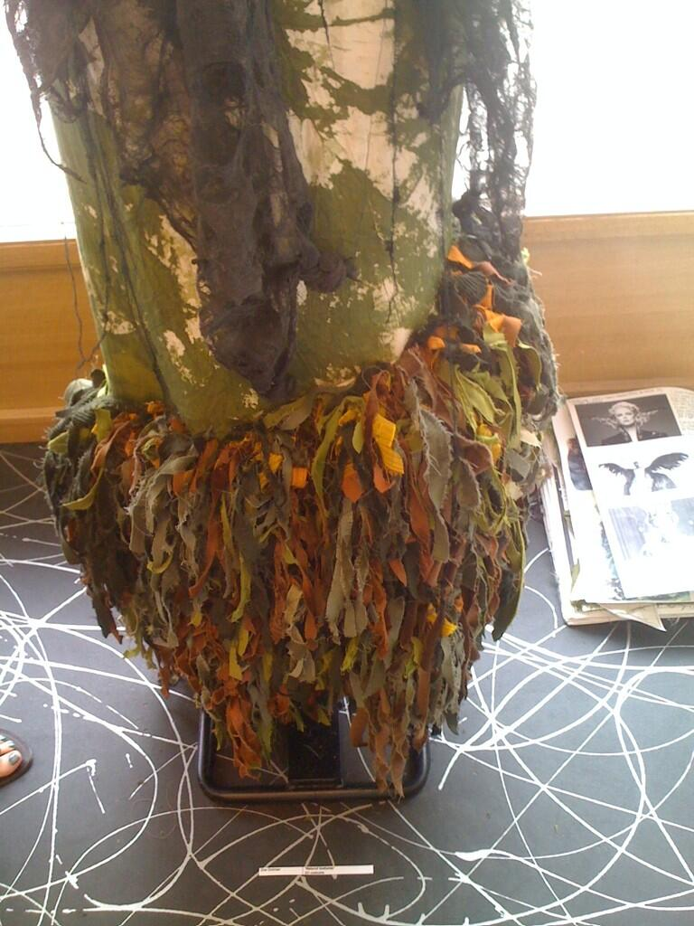 Wood witch - bottom