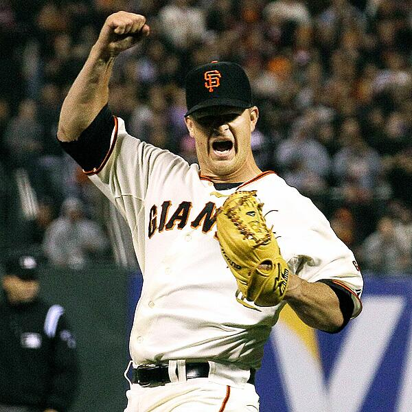 Matt Cain lanzó un juego perfecto con los Giants de San Francisco en la MLB