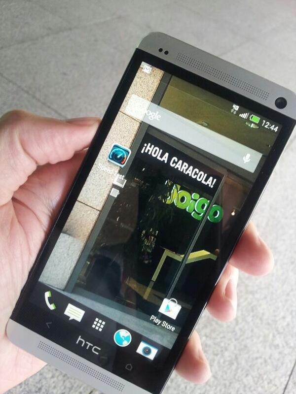Bajada de precio de la HTC ONE.