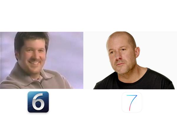 Change can be good.  #WWDC #iOS7 http://t.co/NQ5eRUkezq