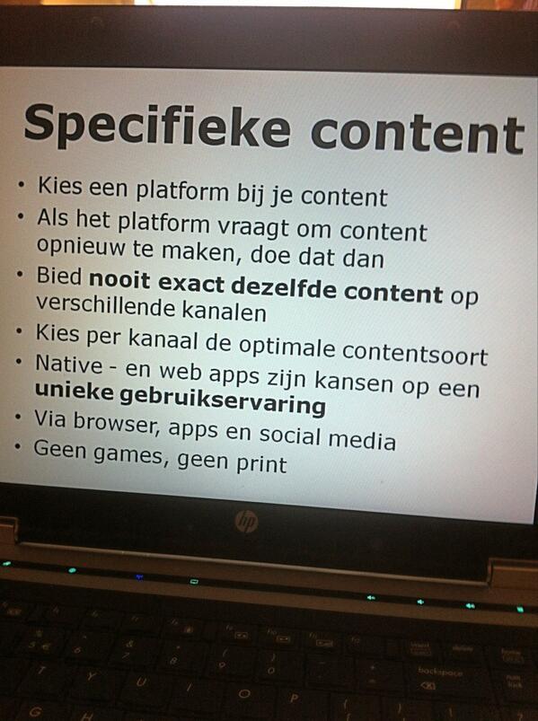 'COPE is een koopje' - Peet introduceert de tegenhanger Specifieke Content pic.twitter.com/3ipOQBlOUB