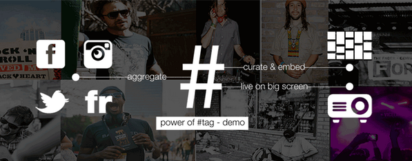 Power of #tag  - Plancast can automagically aggregate multiple social media feeds - demo: http://t.co/GeexB8PJlr http://t.co/MWE7sbITG4