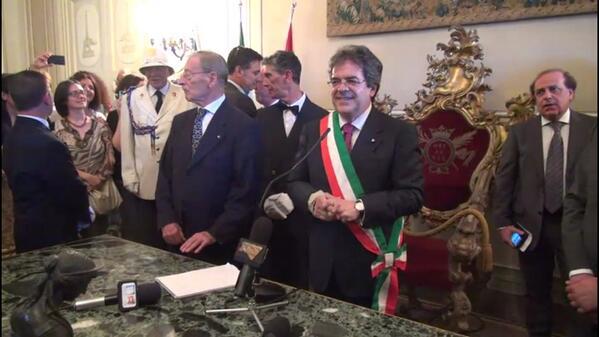 Catania, Bianco si è insediato$