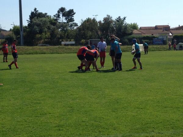 Entente Gignac Marignane Championne Provence Rugby à 7 Cadet