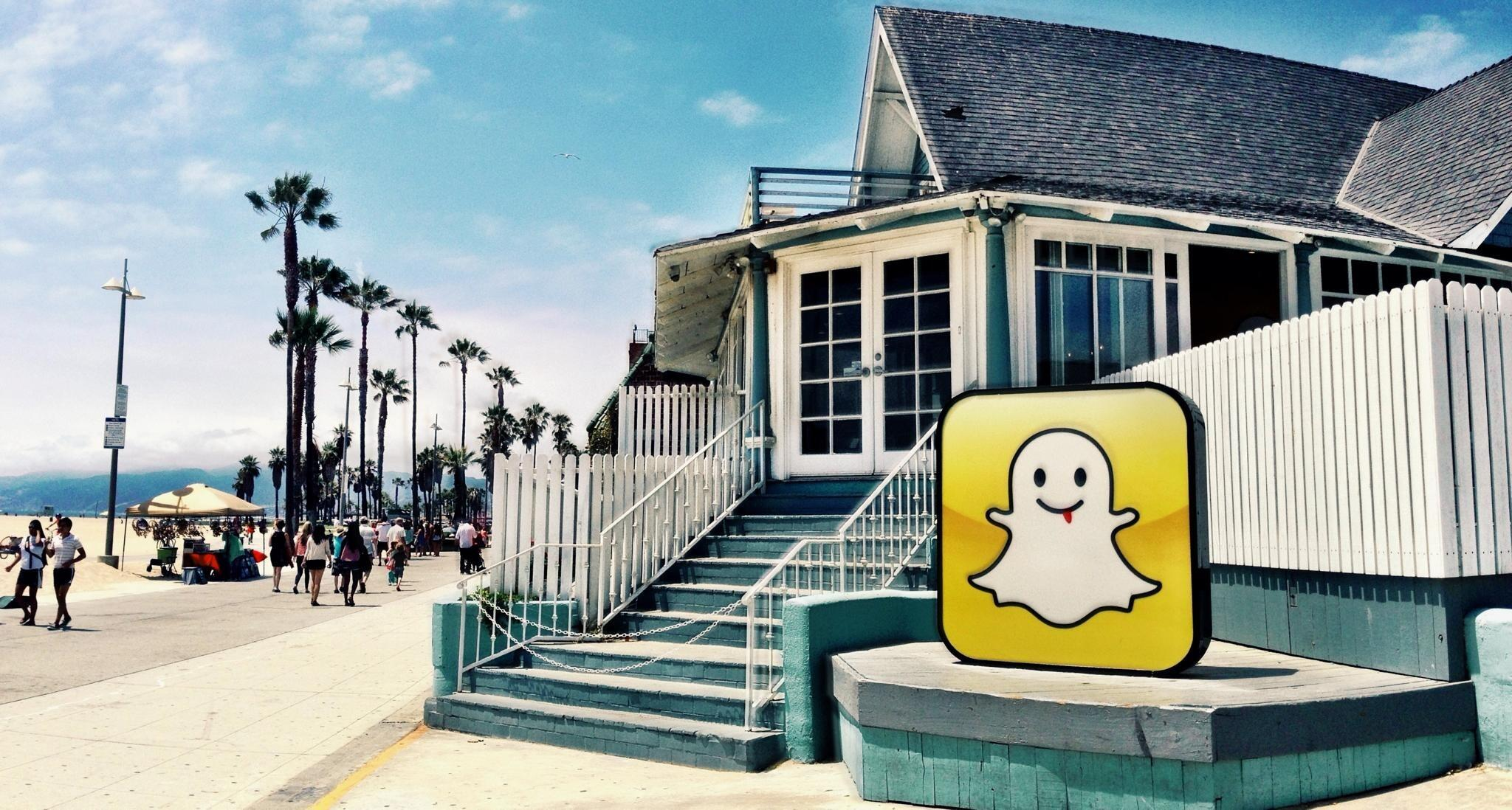 Snapchat Headquarters In Venice