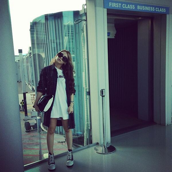 130628 cl instagram update