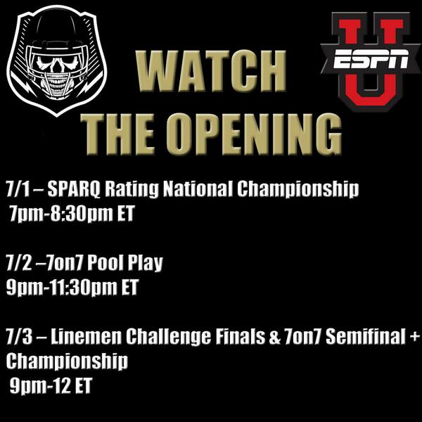 #SEC commitments at @TheOpening_2013 http://t.co/nexFZiUgTF #TheOpening http://t.co/cNK0X53Aty