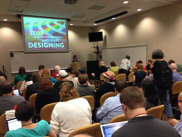 Thumbnail for Design & Themes @WCCHI 2013