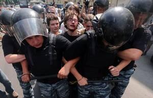 Russian police arrest gay rights activists at St. Petersburg rally independent.co.uk/news/world/eur… pic.twitter.com/VgI7V0xwEw