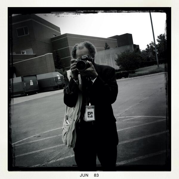 "Cool! ""@suelmorrow: John H. White at #kalish2013 doing what he does best. pic.twitter.com/J9vkbE8WeQ"""