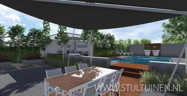 Erik van gelder on twitter verkoeling nodig een zwembad for Erik van gelder stijltuinen