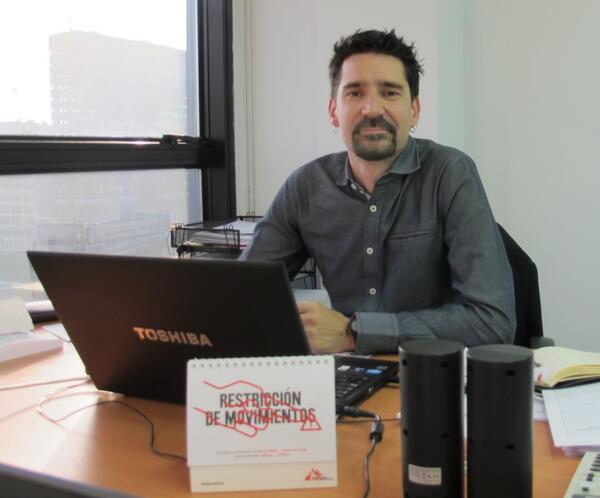 Thumbnail for Tweetchat con el Director de MSF Argentina