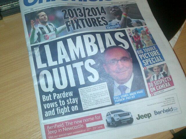 Derek Llambias podneo ostavku BNHE6OFCUAAmJe2