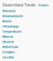 "Thumbnail for ""Das Internet ist für uns alle Neuland"": Angela Merkels Berlin-Fauxpas"