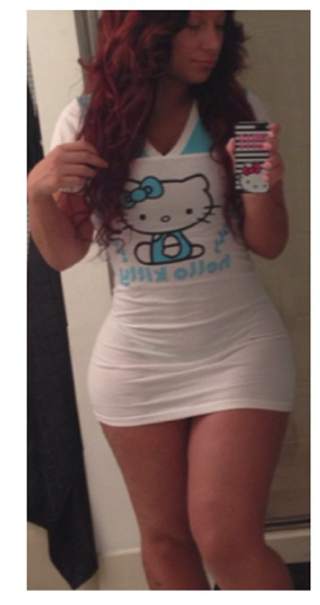 😘RT @AfterDark87: @ModelBubbles No Words!! The Real #WcW #MoreThanAModel #chefbubbs http://t.co/YVKe