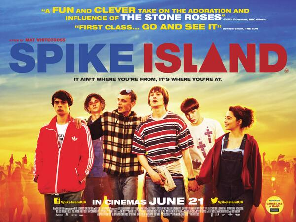 Stone Roses fan? RT to #win a some festival essentials with @SpikeIslandUK out on Friday! http://t.co/NW6Vi2IYH1