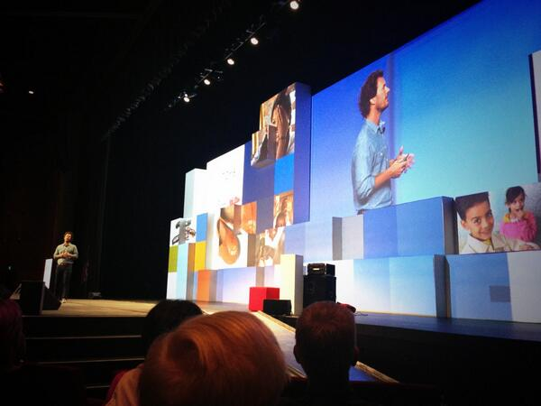 Founder of @TOMS speaking this morning at #aia2013 @AIANational pic.twitter.com/tzD14pBcI3