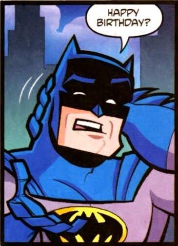 С днем рождения бэтмен картинки