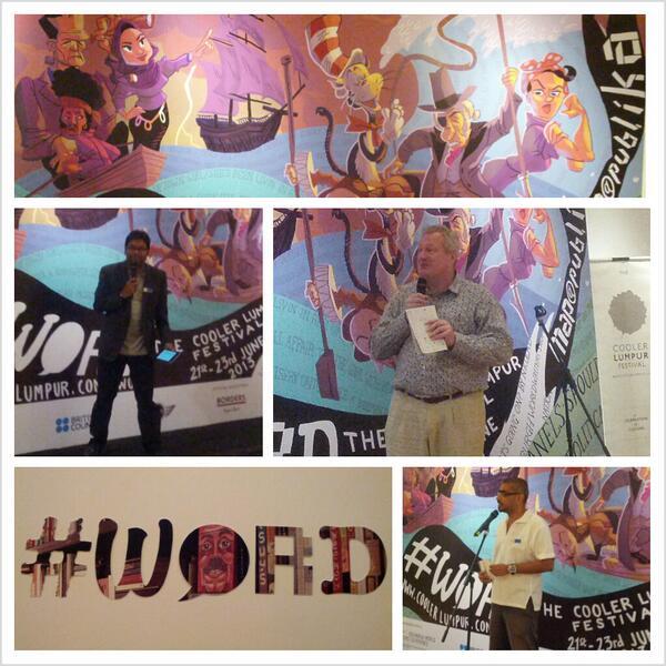 Thumbnail for EWWC Kuala Lumpur at #Word festival, 21 -23 June