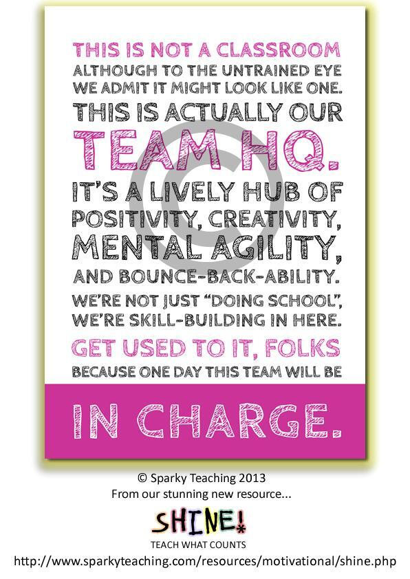 This is not a classroom... (see pic!) #satchatoc >> pic.twitter.com/uBDWWpb8M0