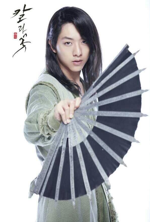"""[Dossier] Jungshin dans le drama historique """"Sword and Flower"""" BNVGnZ7CcAAMLcC"""