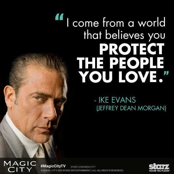 Protect the ones you love. RT a classic Ike line from tonight's #MagicCityTV. http://t.co/sq5o6ri34P