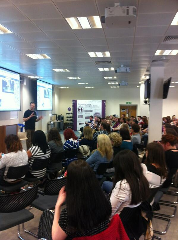 And we're off! #thebigyak pic.twitter.com/EAqqZYKNTx