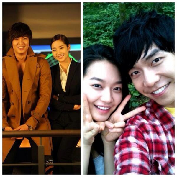 lee min ho and park min young still dating 2013