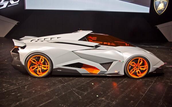 Hot Cars Daily On Twitter Lamborghini Egoista Concept Http T Co