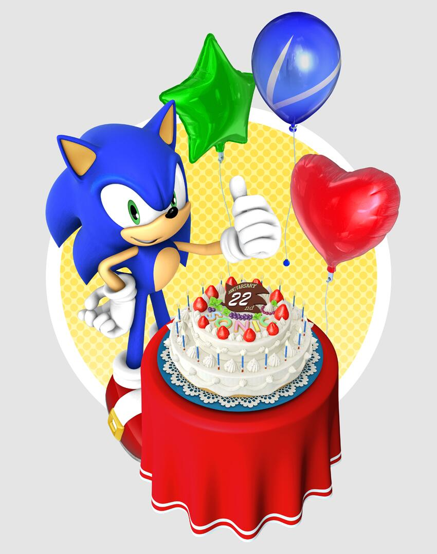 Twitter / sonic_hedgehog: Happy Birthday to Sonic! ...