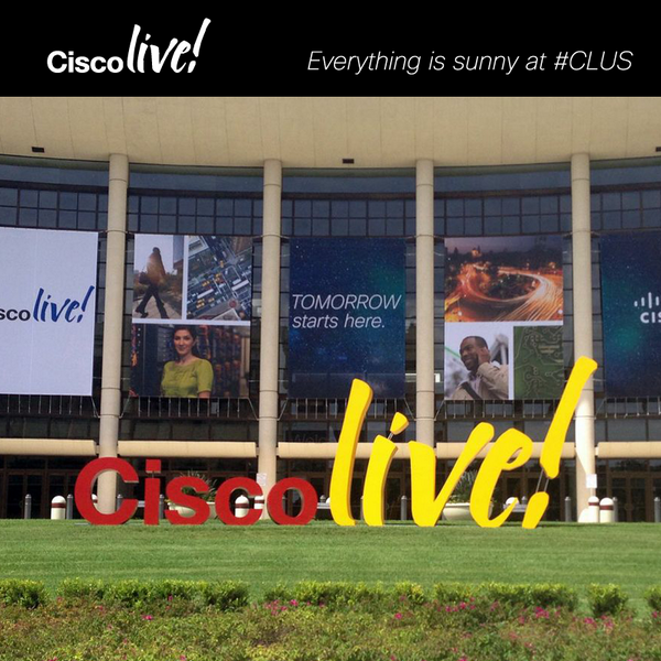 Thumbnail for Cisco Live 2013: The Beginning