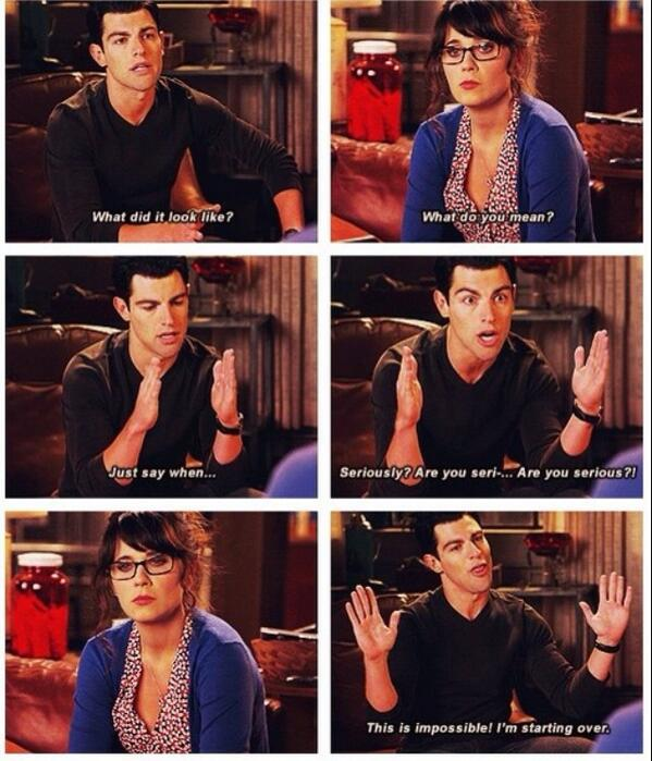New Girl Quotes on Twitter: \