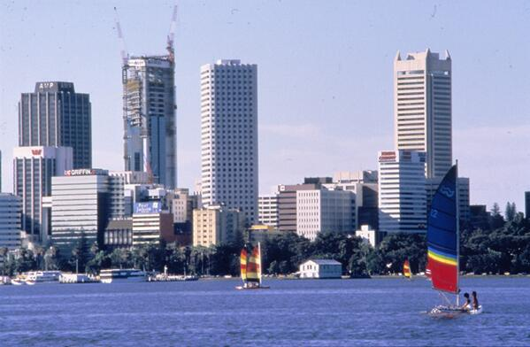 Perth 39 s bankwest tower skyscrapercity for 256 st georges terrace