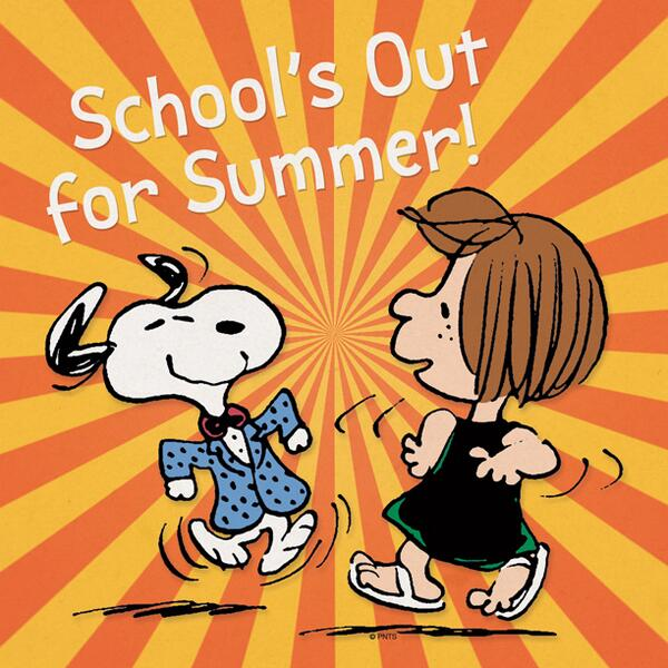 Image result for schools out for summer