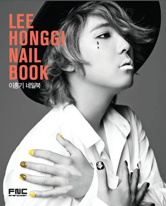[INFO] 130624 LEE HONGGI NAILBOOK BNiHeS2CUAAuh8r