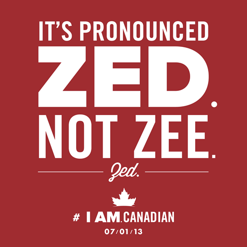 how to say i am canadian in chinese