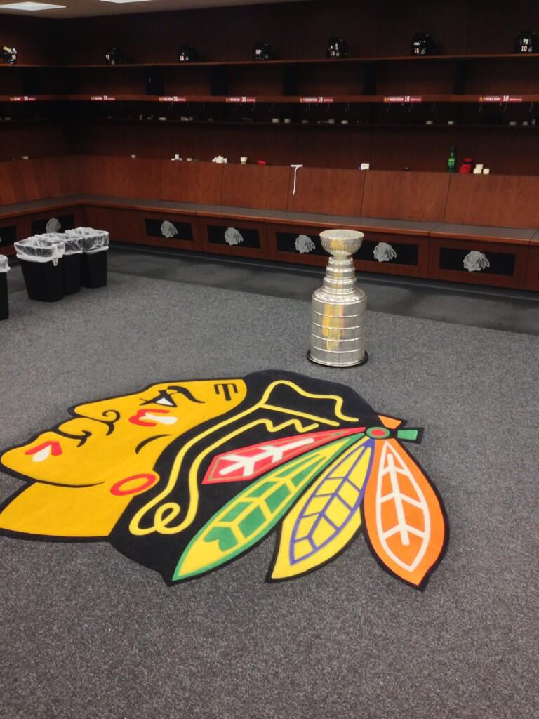 Chicago Blackhawks On Twitter Quot Stanley Sighting In The