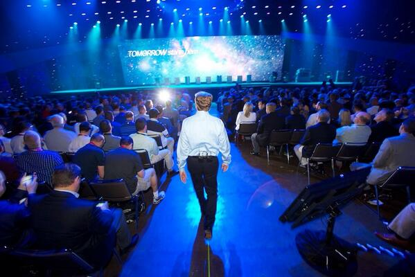 """Thumbnail for Cisco Live Day 2: """"Do you have a vision for tomorrow? Cisco does."""""""