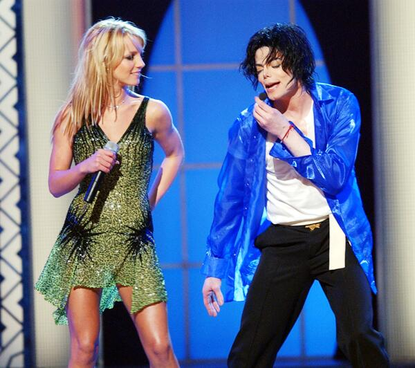 Twitter / britneyspears: My thoughts are with the Jackson ...