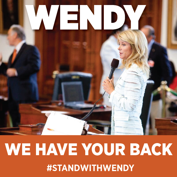 NOW: Still No food or water. No sitting or bathroom breaks.Wendy Davis ROCKS! #SB5 pic.twitter.com/Z8v97IEYw4  pic.twitter.com/s6UUCBasLB