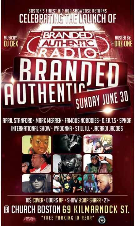 #BrandedAuthentic @FamousNobodies @cocoabread @AceDaTruth617 @ofats @IYADONNA @Intlshow @Hologram2Beardz #Boston http://t.co/33AbBxCjoa