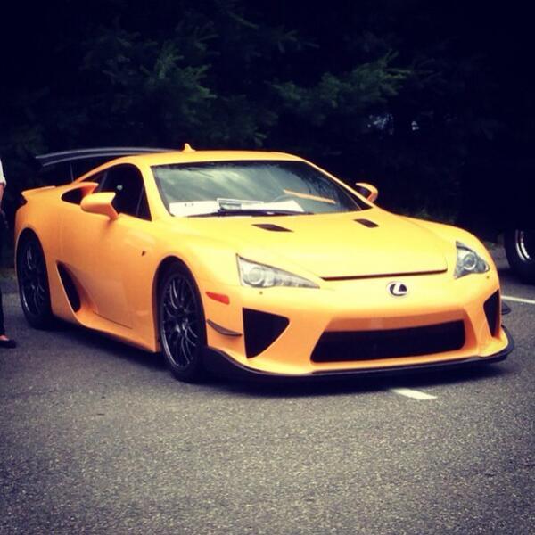Balise Lexus On Twitter We Know That Car Rt Juliesonoda 500k