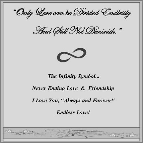 Symbols That Mean Love For Eternity My Web Value