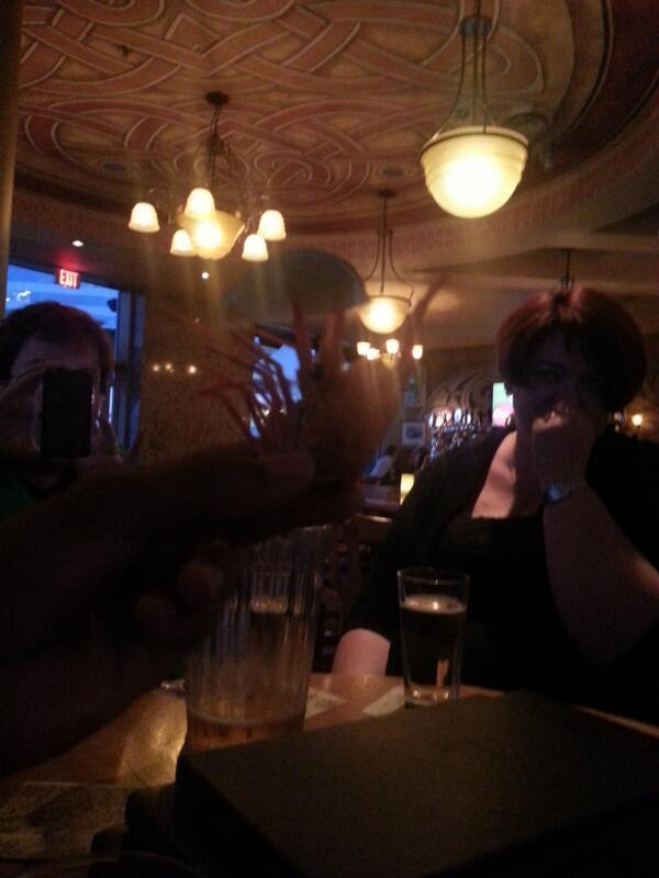 Still upset that I lost that last appendage. @MikuRestaurant #prawnlife pic.twitter.com/DNygjZjmPY