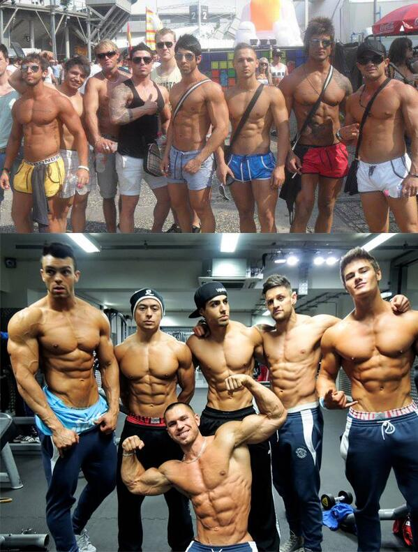 zyzz and chestbrah
