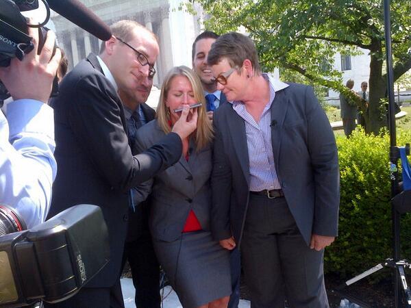 Thumbnail for Historic Day: SCOTUS strikes down DOMA & Prop 8