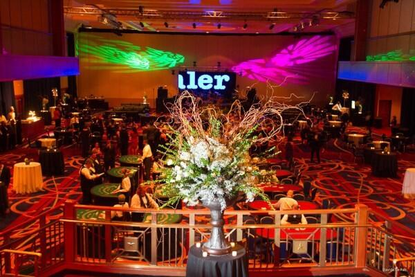 Corporate event management in DC party rentals for luxury corporate events.  Leverage our DC party planners to make your corporate event a success