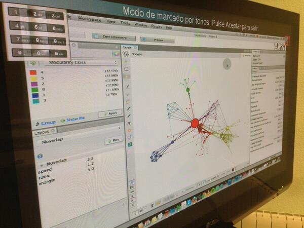 Mi ponencia jjjj RT @UNEDLugo: el 2º Summer Course en Análisis de Redes Sociales desde @UNEDLugo #ARSPonferrada pic.twitter.com/gciFvaRBRT