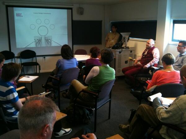 Course design consultancy. #SasPConf pic.twitter.com/2WdMnDVVc3