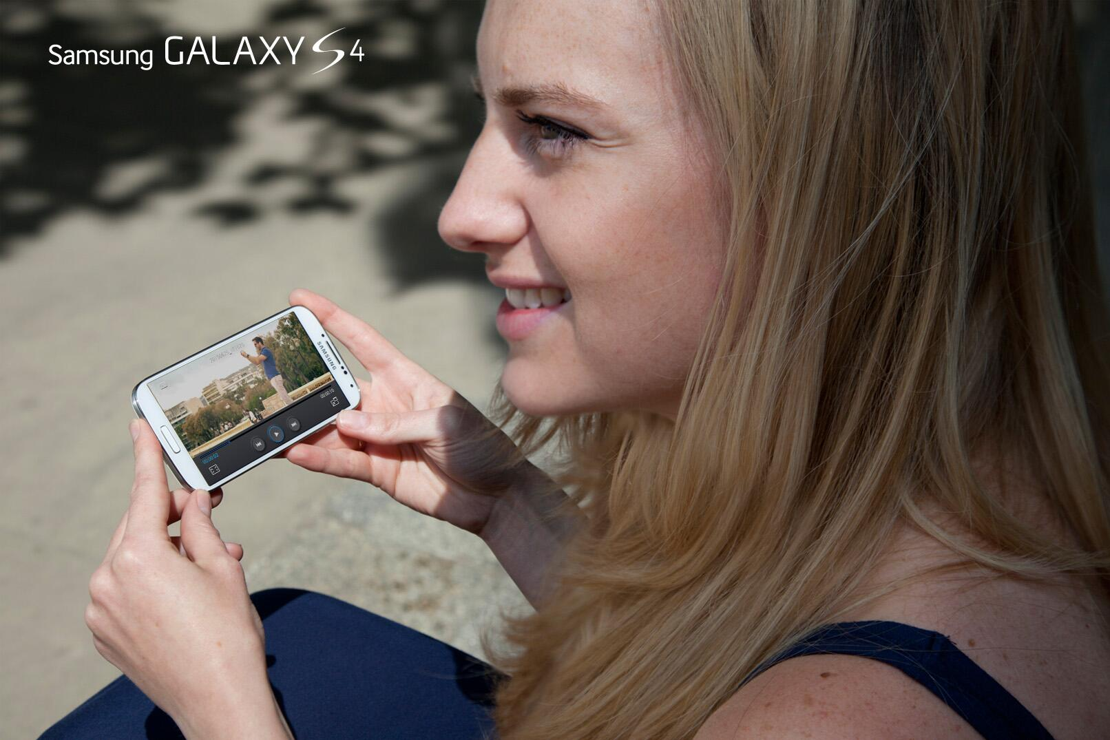 Twitter / SamsungMobile: Smart Pause on #GALAXYS4 pauses ...